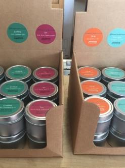 Beeswax Tins