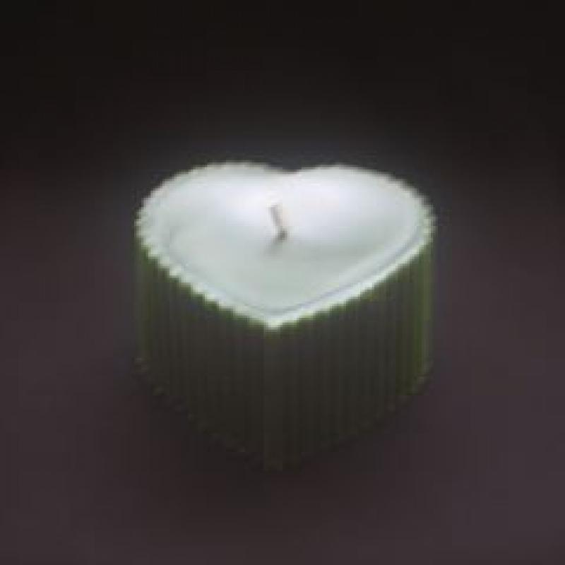 Heart Pillar – Moss